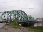 1929 Bridgeover the Penobscot River in Howland (2005)