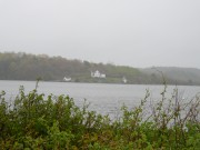 Squirrel Point Light on the Kennebec River in Arrowsic (2005)