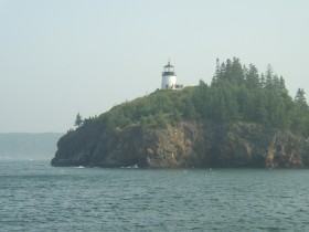 Owls Head Light in Owls Head (2005)
