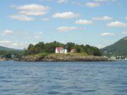 Curtis Island Light, Camden Harbor, Penobscot Bay (2005)