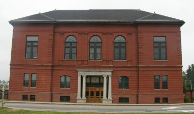 1896 City Hall in Augusta (2005)