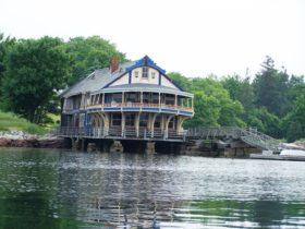 "Historic ""Wharf House"" (2006)"