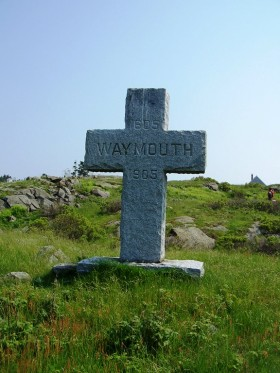 Weymouth Cross on Allen Island in the Georges Islands group in St. George (2006)