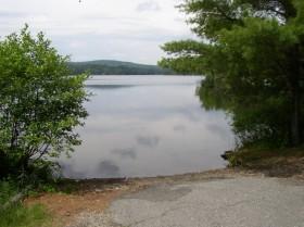 Morrill Pond in Hartland (2006)