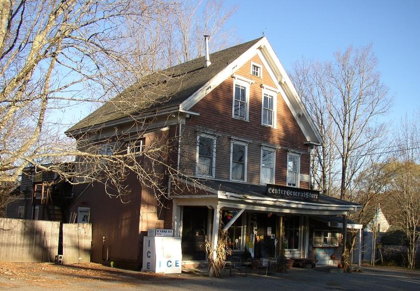 Lincolnville center maine