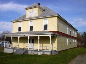 Benton Grange Hall (2006)
