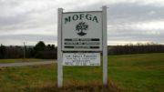 "sign: ""MOFGA, Maine Organic Farmers and Gardeners Association"" (2006)"