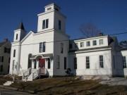 1854 Rockport Baptist Church (2007)