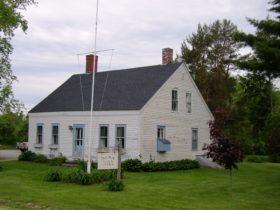 Alna Town Office (2007)