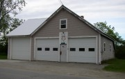 Kings Mills Fire Department on Town House Road (2007)