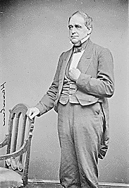 Governor Hannibal Hamlin (1857), during the Civil War, Matthew Brady Studio, from the National Archives collections