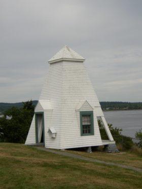 Fort Point Light Fog Bell House (2007)