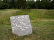 Granite Inscription Memorializing the Construction of the Fort (2007)