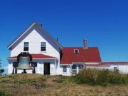 Monhegan Lighthouse Keeper's Quarters Museum (2007)