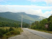 Beginning of Grafton Notch State Park in Newry (2007)