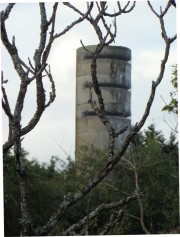 Fire Control Tower for Battery 201, Two Lights State Park (2007)