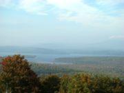 Mooselookmeguntic Lake from Route 17