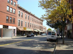 Downtown Biddeford (2007)