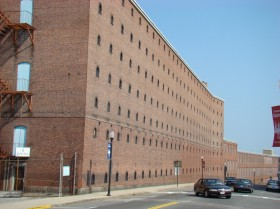 Huge Mill Building in Downtown Biddeford (2007)
