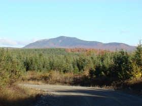 Bald Mountain from the Troutdale Road (2007)