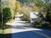 Southeast on Town Hill Road (2007)