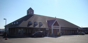 State Ferry Terminal in Rockland (2008)