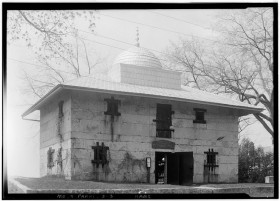 1822 Oxford County Jail, Library of Congress