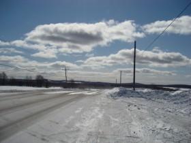 Snow Blown Route 11 (2009)