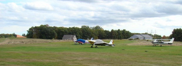 Merrymeeting Field Airport (2009)