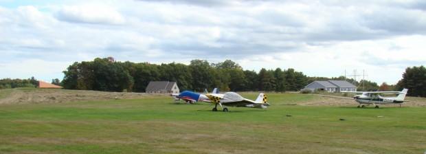 Merrymeeting Field Airport (2009)