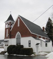 Church in Hiram Village (2011)