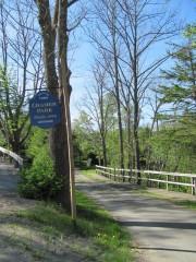"Sign: ""Cramer Park Picnic Area"" (2010)"