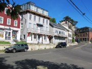 Downtown Rockport overlooking the Harbor (2010)