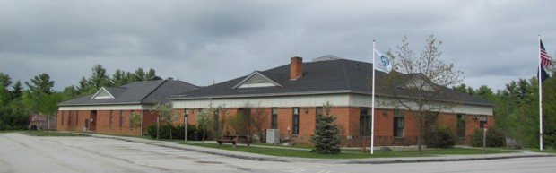 Hampden Municipal Building (2010)