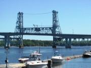Old Carleton Bridge over the Kennebec River (2007)