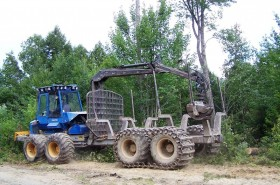 Log loader in T8 R10 NWP