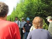 Rudy Pelletier Explains Harvesting Operations