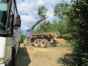 Huge Log Mover-Loader