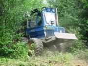 Go-anywhere Log Hauler