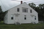 Rumford Center Meeting House on Route 2 (2010)