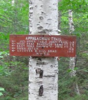 Appalachian Trail Directional Sign (2010)