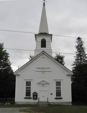Congregational Church in Rumford Point (2010)