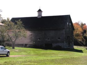 Barn at Randall-Hildreth House (2010)