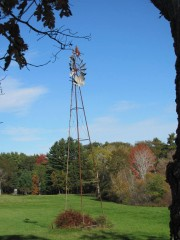 Windmill on the Foreside Rd. (2010)