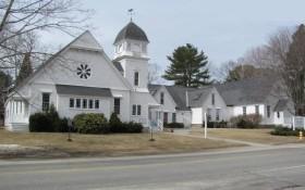 South Freeport Congregational Church (2014)