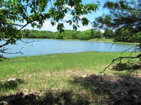 Middle Bay Cove from Skolfield Shores Preserve (2011)
