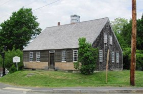 Chapman-Hall House in Damariscotta (2011)