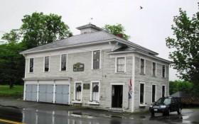 Engine House/Monson Historical Society (2011)
