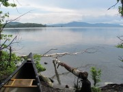 Photo: Moosehead Lake from the Park (2011)