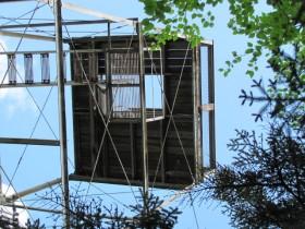 Observation Platform on the Tower on Mount Kineo (2011)